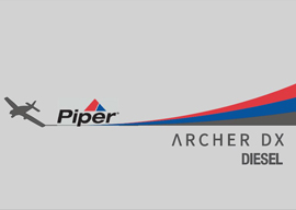 PIPER AIRCRAFT ARCHER DX