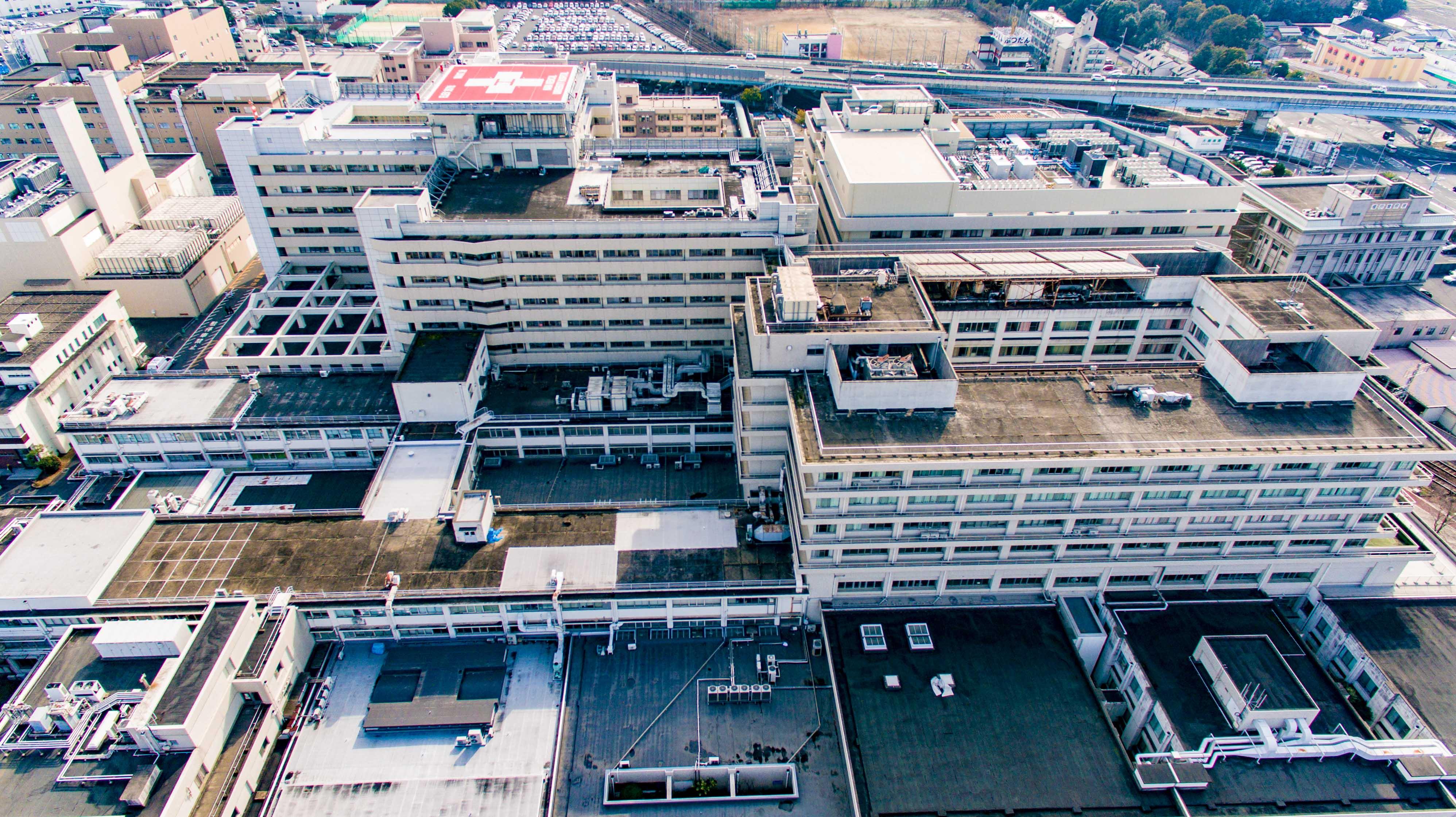 奈良県立医科大学附属病院 - エアロファシリティー株式会社