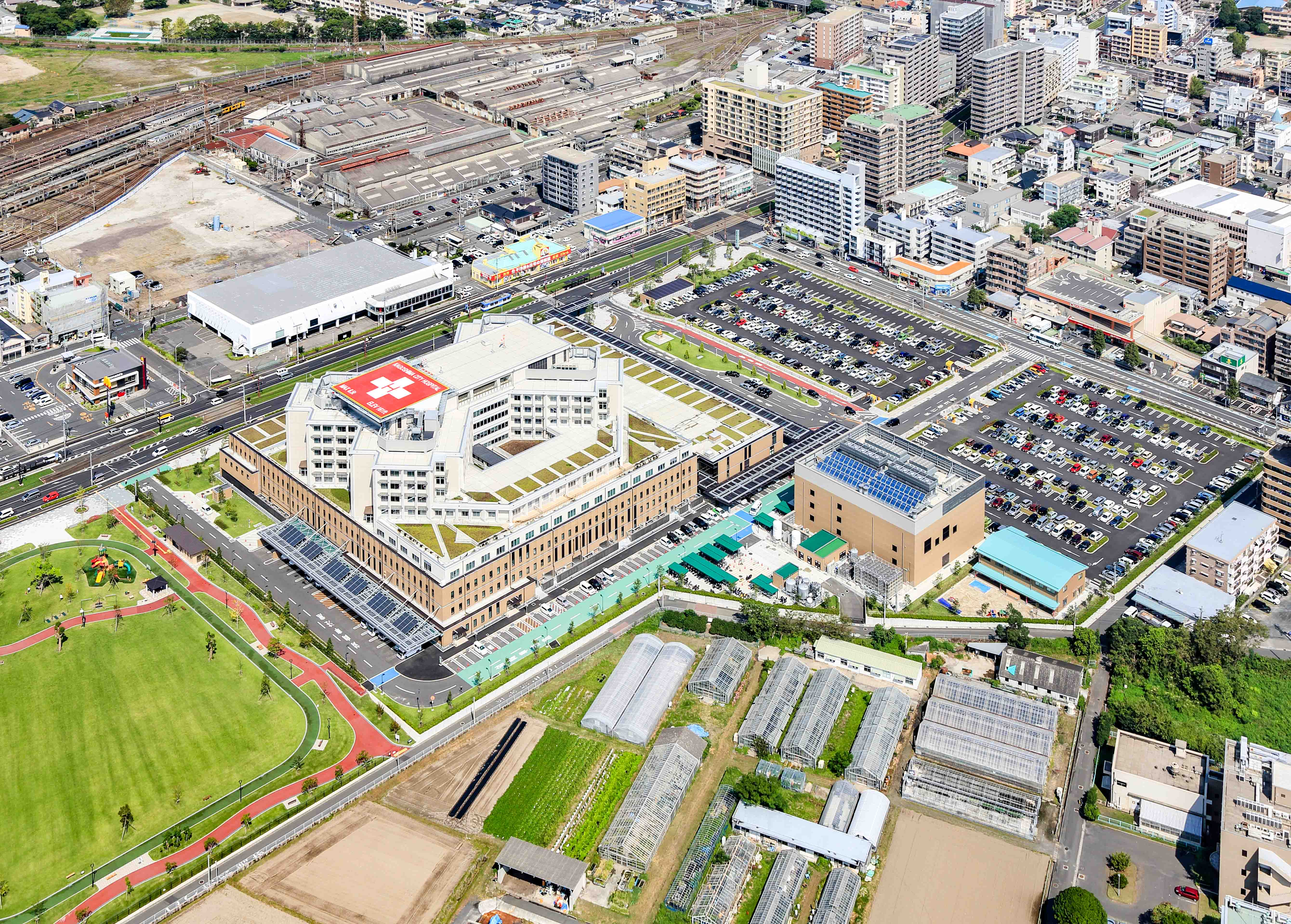 病院 鹿児島 市立